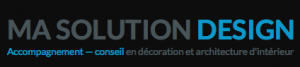 Logo architecte d interieur lyon ma-solution-design.com
